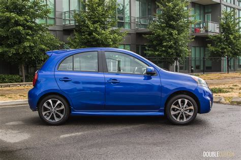 nissan micra neues modell 2016 2016 nissan micra sr review doubleclutch ca