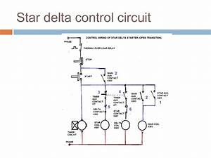 Star Delta Motor Starter Control Wiring