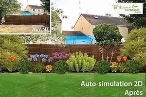 Agrafeuse Pour Brise Vue : monjardin mon jardin ma terrasse ~ Mglfilm.com Idées de Décoration