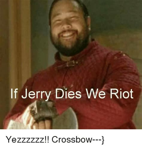 If Daryl Dies We Riot Meme - funny crossbow memes of 2017 on sizzle apple
