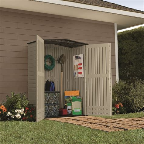 rubbermaid roughneck shed rubbermaid roughneck storage shed for 199 reg 299
