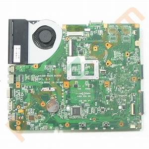 Asus K53sd Rev  2 3 Motherboard With Core I3 2330m   2