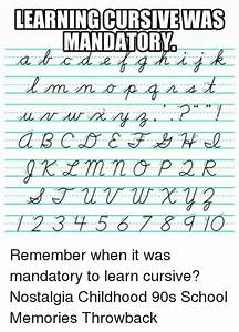 cursive learning 25 images tips for teaching cursive With how to learn to write cursive letters