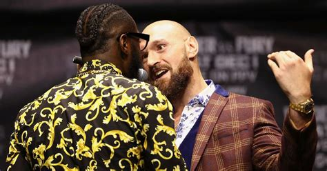 Tyson Fury reveals that Mike Tyson was behind decision to ...