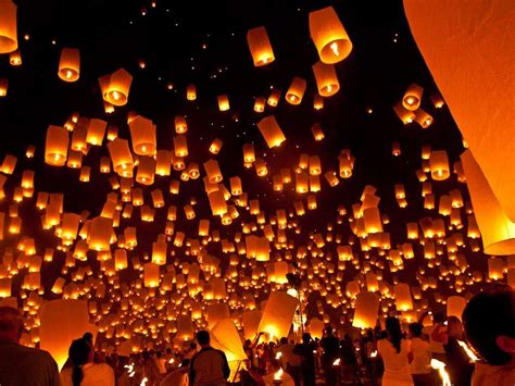 lanterne carta volanti lanterne volanti