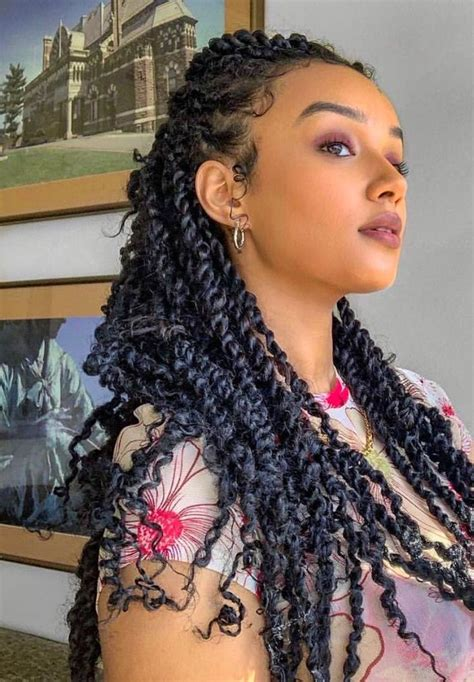 passion twists   african braids hairstyles