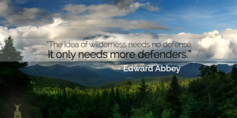 edward abbey quotes quotesgram