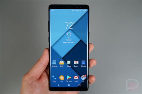 My 5 Favorite Galaxy Note 8 Themes Wplikebutton