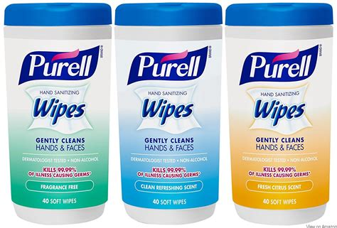 Top 10 Best Hand Sanitizing Wipes in 2020 Reviews