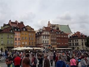 Varsovie Pologne Carnet De Voyage