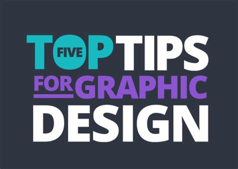 graphic design tips 5 graphic design tips for social media huffpost