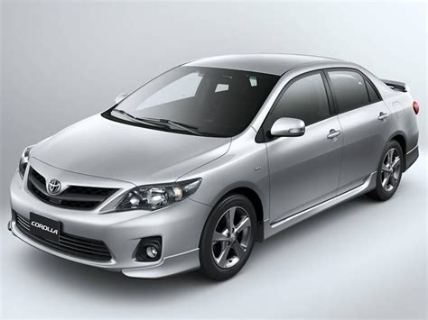 Toyota Corolla Xrs by Toyota Corolla Xrs 2012