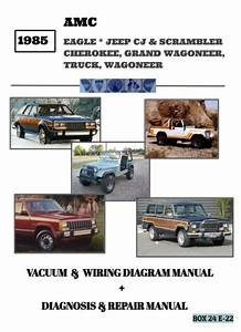 Amc Eagle  Jeep  Truck Etc Vacuum And Wiring Diagram