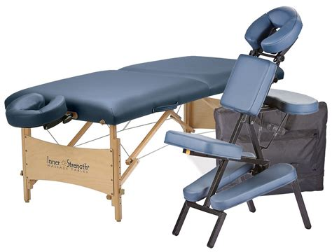 portable table and chairs inner strength element portable massage table and chair