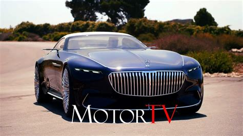 All New 2017 Vision Mercedes-maybach 6 Cabriolet (750 Hp