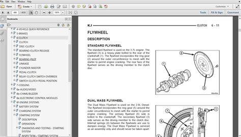 small engine repair manuals free download 2006 chrysler sebring auto manual 2006 jeep liberty cherokee kj factory repair service manual s manuals