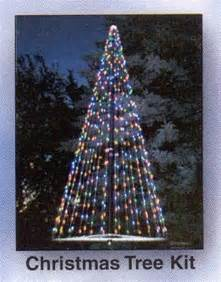 a question for those using a telescoping flagpole as a mega tree lights lights lights