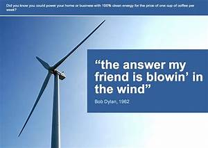 Pin by DIY Wind... Wind Turbine Quotes