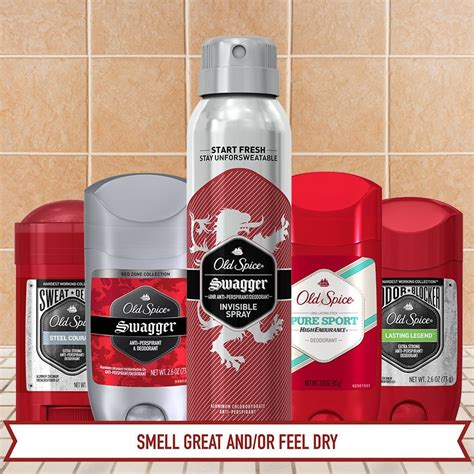 antiperspirant deodorant for men old spice