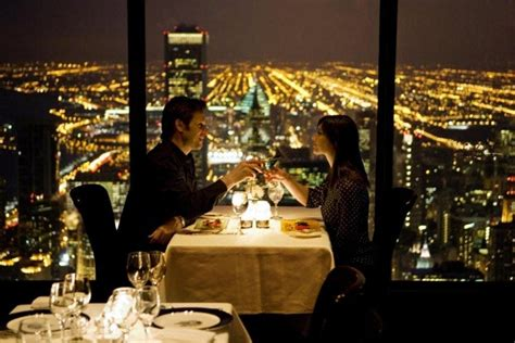 signature room    chicago restaurants review