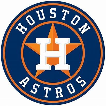Astros Houston Svg Mlb Baseball Wikimedia Commons