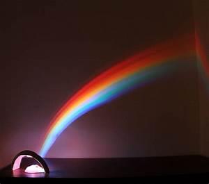 Rainbow Night Light - Design Decoration