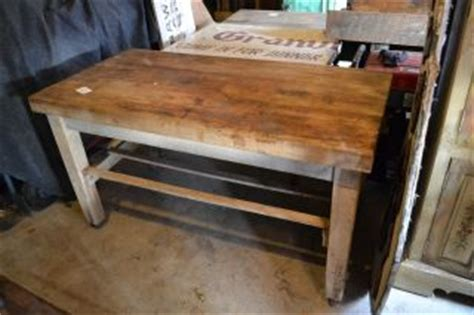 butcher block workbench  woodworking