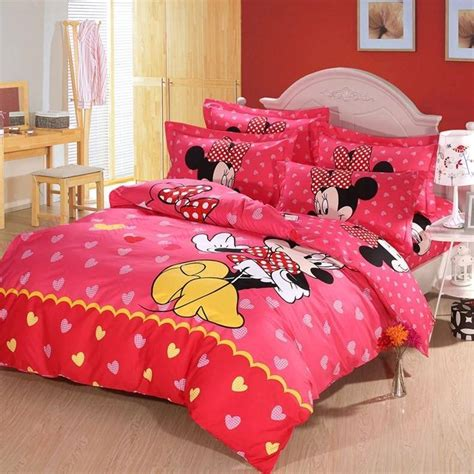 minnie mouse bedroom sets minnie mouse toddler bedding for interior 16200