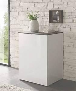 Petit Meuble Design : petit meuble de cuisine blanc laque conception de maison throughout petits meubles design ~ Preciouscoupons.com Idées de Décoration