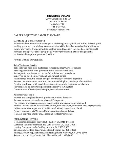 appointment setter resume 28 images receptionist