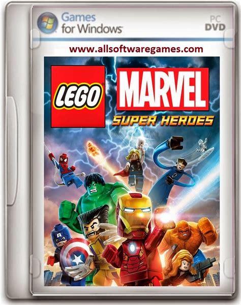 Lego Marvel Super Heroes Game full free download - Full ...