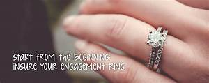 insurance for your engagement ring american heritage With insuring wedding ring