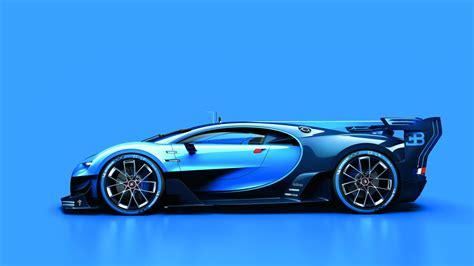 2015 Bugatti Chiron by Bugatti Chiron Vision Gran Turismo 2015 4 Les Voitures