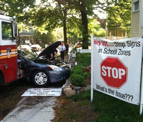 Video: Fire truck in crash in Staten Island's Westerleigh ...