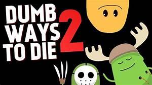 Dumb Ways to Die 2 - НОВЫЕ УРОВНИ - YouTube