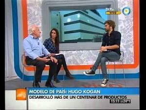 Vivo en Argentina - Diseño industrial: Hugo Kogan - 28-03 ...