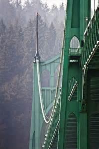 St. John's Bridge Portland Oregon
