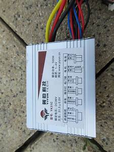 24v  36v Yiyun Yk31c Controller For Brush Motor Review And Manual  U2013 Usefulldata Com