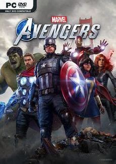 Marvels Avengers - Download Game PC Iso New Free