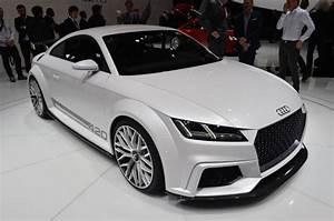 Audi Tt Quattro Sport : all new audi tt quattro sport concept sinclair audi blog ~ Melissatoandfro.com Idées de Décoration