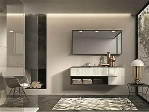 Ou trouver le meilleur miroir de salle de bain avec for Salle de bain design avec boite ronde à décorer