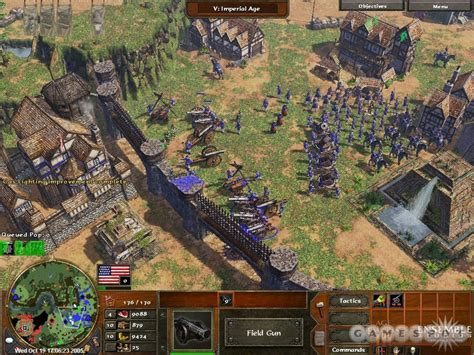 Age Of Empires Iii The Warchiefs The Asian Dynasties