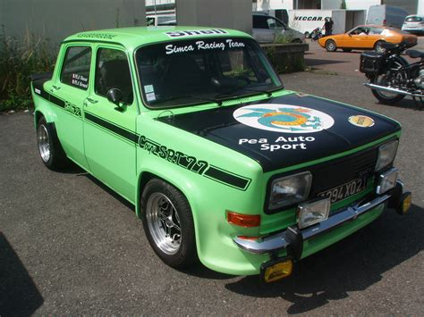 File:Simca 1000 Rallye 2 coupe SRT 77 - Front right 1.jpg ...