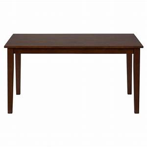 Simplicity Rectangle Dining Table - [452-60] : Decor South