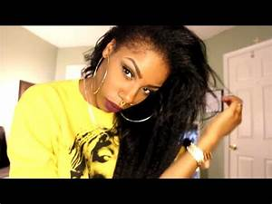 How To ReviewKRS Hair Group Knappy Clip Ins YouTube