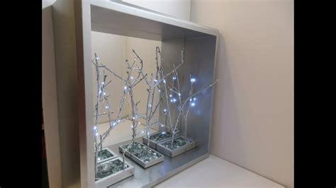 diy tree branch wall decor thrift store mirror revamp