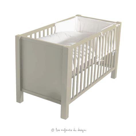 lit bébé sofie grisato quax pour chambre enfant