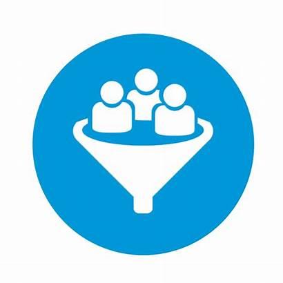 Icon Leads Create Sales Conversion Revenue Operations