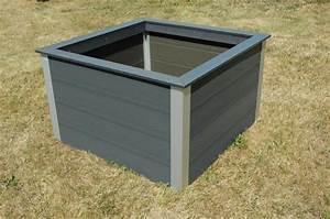 Wpc Hochbeet Selber Bauen : hochbeet wpc standard ~ Buech-reservation.com Haus und Dekorationen
