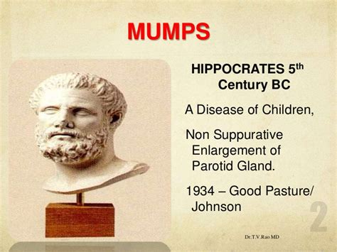 Mumps Symptoms in Adults Causes